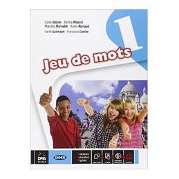 JEU DE MOTS   LIVRE DE L`ELEVE ET CAHIER   VOLUME 1 + EBOOK + GRAMMAIRE POUR TOUS  + EBOOK DI NARRAT