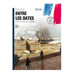 ENTRE LES DATES V 3 VOLUME 3 Vol. 3