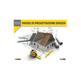 TAVOLE DI PROGETTAZIONE EDILIZIA  Vol. U