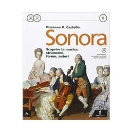 SONORA VOLUME B + QUADERNO + CD ROM VOL. U