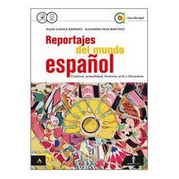 REPORTAJES DEL MUNDO ESPANOL VOLUME UNICO + CD AUDIO MP3 VOL. U