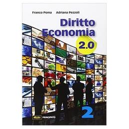 DIRITTO ECONOMIA 2.0  2  VOL. 2