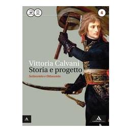 STORIA E PROGETTO VOLUME 4 VOL. 2