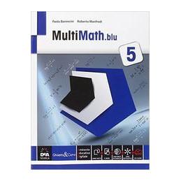 MULTIMATH BLU VOLUME 5 + EBOOK SECONDO BIENNIO E QUINTO ANNO Vol. 3