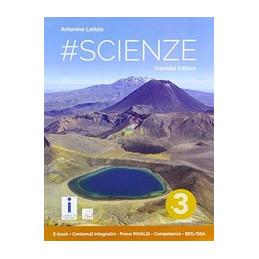 #SCIENZE VOL. 3