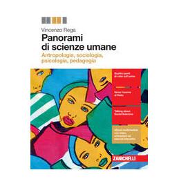 PANORAMI DI SCIENZE UMANE ANTROP/SOCIOL/PSICOL/PEDAGOGIA  LDM