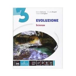 EVOLUZIONE VOL. 3 EDIZ. CURRICOLARE. CON E BOOK. CON ESPANSINE ONLINE. PER LA SCUOLA MEDIA
