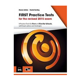 FIRST PRACTICE TESTS FOR THE REVISED 2015 EXAM STUDENT`S BOOK + CD ROM  Vol. U