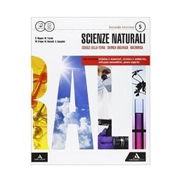 SCIENZE NATURALI VOLUME UNICO - 5° ANNO + APPROFONDIMENTI VOL. U