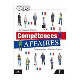 COMPETENCES AFFAIRES VOLUME+CD MP3 VOL. U