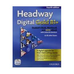 HEADWAY DIGITAL GOLD B1+ SB&WB+OOSP+OLB EBK VOL. U