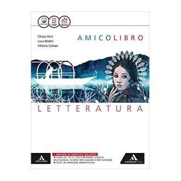 AMICO LIBRO - LETTERATURA LETTERATURA VOL. U