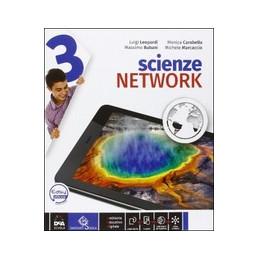 SCIENZE NETWORK EDIZIONE CURRICOLARE VOLUME 3 + EASY BOOK + EBOOK EASY BOOK (SU DVD) Vol. 3