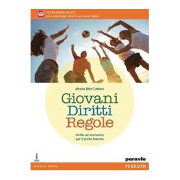 GIOVANI DIRITTI REGOLE  Vol. U