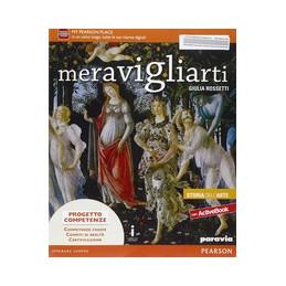 MERAVIGLIARTI - STORIA DELL`ARTE CON ACTIVEBOOK  VOL. U