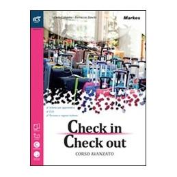 CHECK IN CHECK OUT - LIBRO MISTO CON OPENBOOK VOLUME + EXTRAKIT + OPENBOOK VOL. U