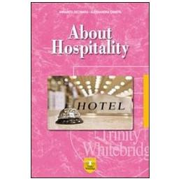 ABOUT HOSPITALITY  Vol. U