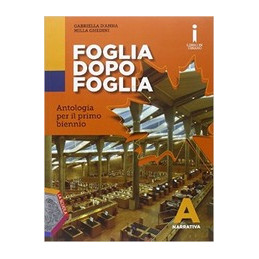 FOGLIA DOPO FOGLIA A . NARRATIVA + DVD VOL. U
