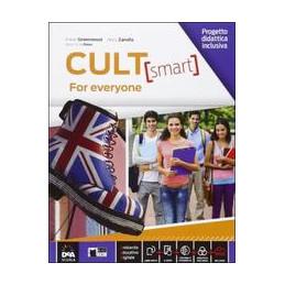 CULT [SMART] FOR EVERYONE  Vol. U
