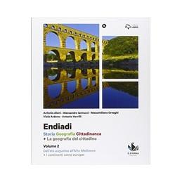 ENDIADI VOL.2 2.+AMERICA, ASIA, AFRICA, OCEANIA + DVDROM Vol. 2