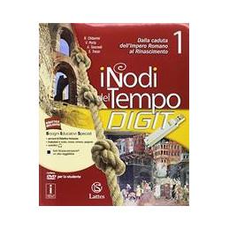 NODI DEL TEMPO (I) DIGIT CON C.STORICHE +TAV.+MI PR.+ANT.CIV.+CITT.+Q.COM. DALLA CADUTA DELL`IMPERO