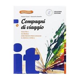 COMPAGNI DI VIAGGIO V 1+CDROM+MITO+IN PRIMA  Vol. 1