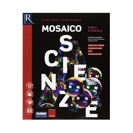 MOSAICO SCIENZE - LIBRO MISTO CON HUB LIBRO YOUNG VOLUME A + B + C + D + LABORATORIO + HUB LIBRO YOU