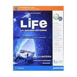 LIFE  LA NATURA INTORNO  Vol. U