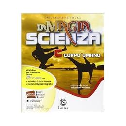 MAGIA DELLA SCIENZA (LA) -VOL. C CON DVD C-CORPO UMANO Vol. U