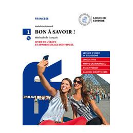 BON A SAVOIR! 1 LIVRE+CDMP3+TABLEAU Vol. 1