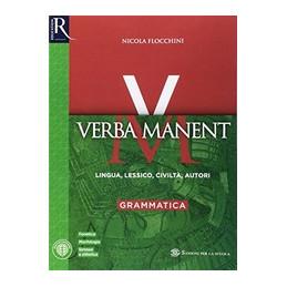 VERBA MANENT - LIBRO MISTO CON HUB LIBRO YOUNG GRAM+HUB LIBRO YOUNG+HUB KIT VOL. 1