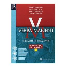 VERBA MANENT 1 - LIBRO MISTO CON HUB LIBRO YOUNG GRAM+ESERCIZI 1+PER TRADURRE+REP LESSICALI+HUB LIBR