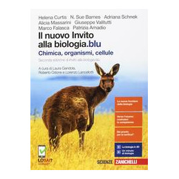 NUOVO INVITO ALLA BIOLOGIA.BLU (IL) - CHIMICA, ORGANISMI, CELLULE (LDM) SECONDA EDIZIONE Vol. U