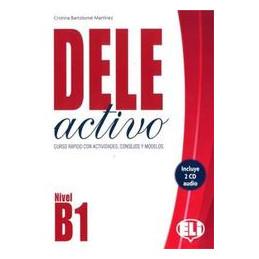 DELE ACTIVO B1  Vol. U