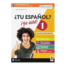 Â¿TU ESPANOL? Â¡YA ESTA! 1  VOL. 1