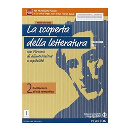 SCOPERTA DELLA LETTERATURA 2 ED. BLU  VOL. 2