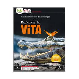 ESPLORARE LA VITA - 3° EDIZIONE VOLUME UNICO VOL. U