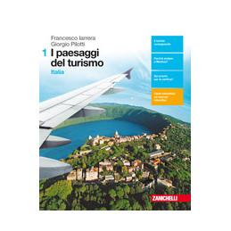 PAESAGGI DEL TURISMO (I) - VOLUME 1 (LDM) ITALIA ITALIA VOL. 1