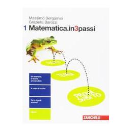 MATEMATICA IN3PASSI - VOLUME 1 (LD)  Vol. 1