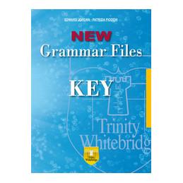 NEW GRAMMAR FILES - KEY  Vol. U