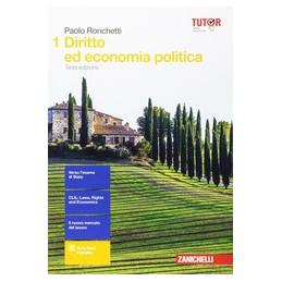 DIRITTO ED ECONOMIA POLITICA 3ED   - VOLUME 1 (LDM)  Vol. 1