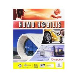 HOMO H@BILIS 3 VOLUMI + LIBRO DIGITALE  Vol. U