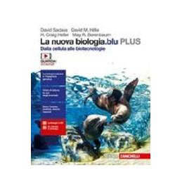 NUOVA BIOLOGIA BLU (LA) - DALLA CELLULA ALLE BIOTECNOLOGIE PLUS (LDM)  Vol. U