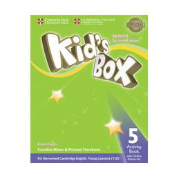 KID`S BOX NEW 5 PUPIL