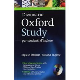 OXFORD STUDY. A1 A2. PER LE SCUOLE SUPERIORI. CON E BOOK. CON ESPANSIONE ONLINE