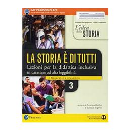 L`IDEA DELLA STORIA 3 LA STORIA ? DI TUTTI