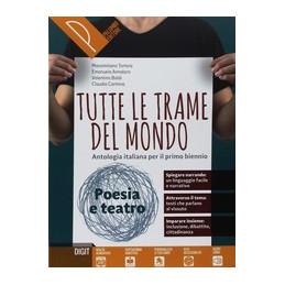 TUTTE LE TRAME DEL MONDO POESIA TEATRO
