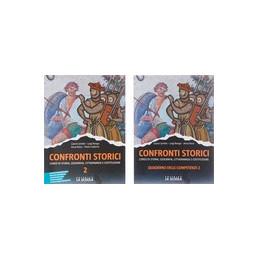 CONFRONTI STORICI. CORSO DI STORIA, GEOGRAFIA, CITTADINANZA E COSTITUZIONE. CON QUADERNO DELLE COMPE