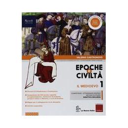 EPOCHE E CIVILTA` - LIBRO MISTO CON HUB LIBRO YOUNG VOL. 1 + QUAD. + ATLANTE + CITTADINANZA E COSTIT