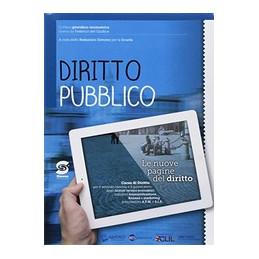 NUOVE PAGINE DEL DIRITTO -DIRITTO PUBBLICO (LE) CON ATLANTE DI DIRITTO PUBBLICO (S323) Vol. U